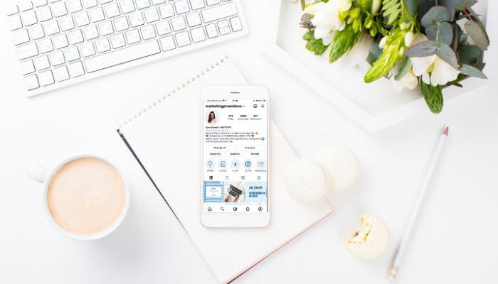 jak zmienić kolejność wyróżnionych relacji na Instagramie